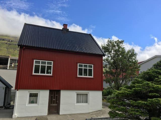 Klaksvík的民宿