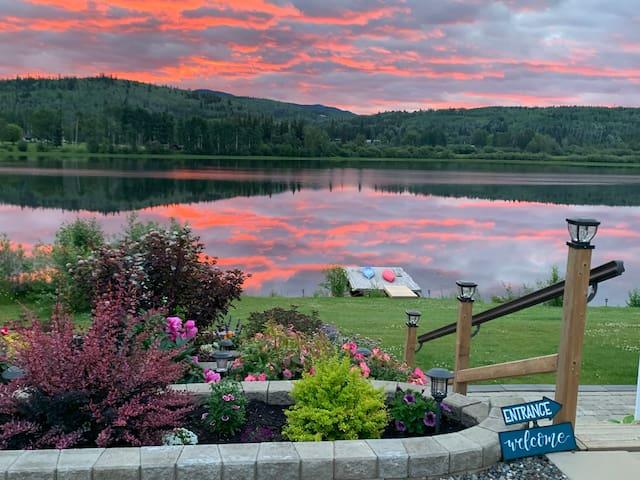 Burns Lake的民宿