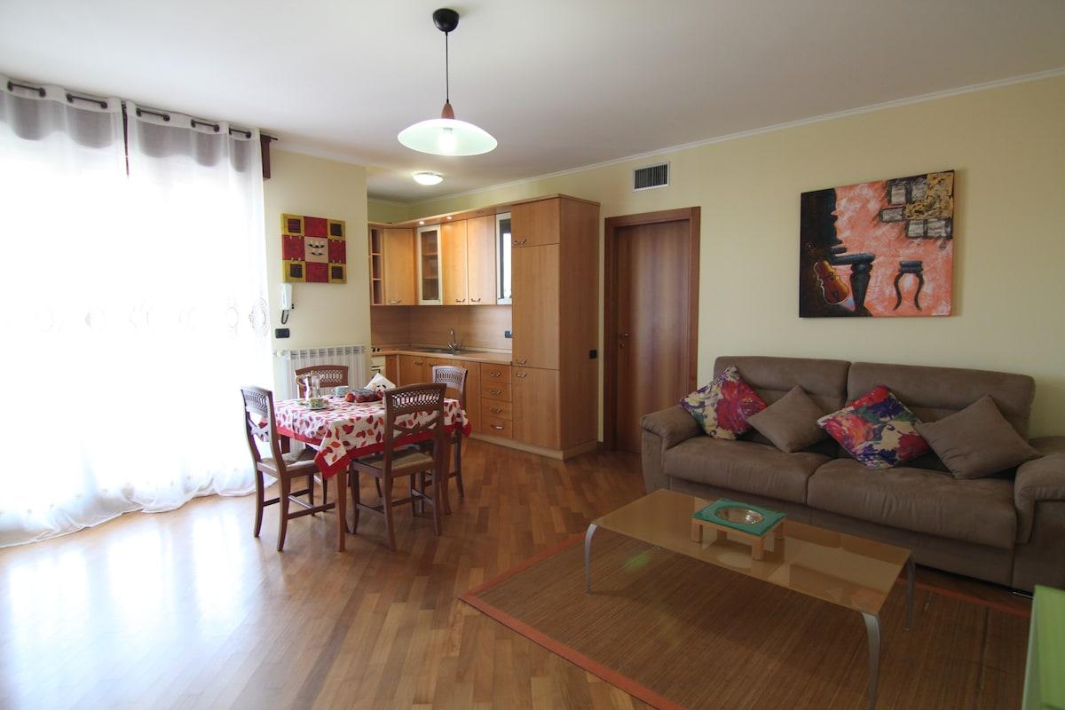 New Apartment in Cappone between Pesaro and Urbino