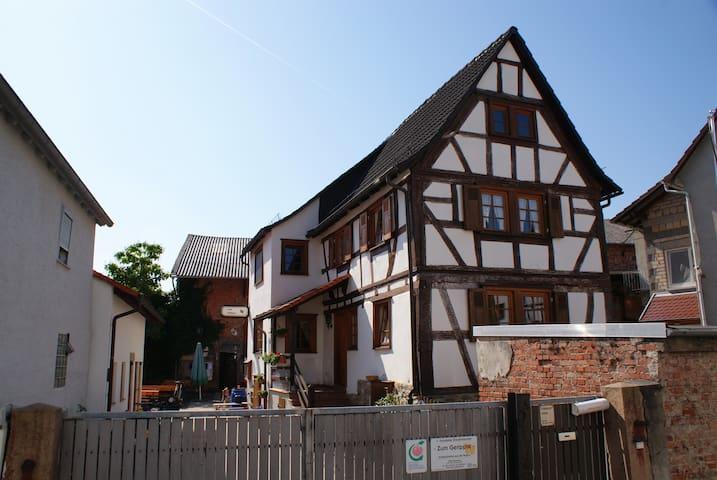 Friedberg (Hessen)的民宿