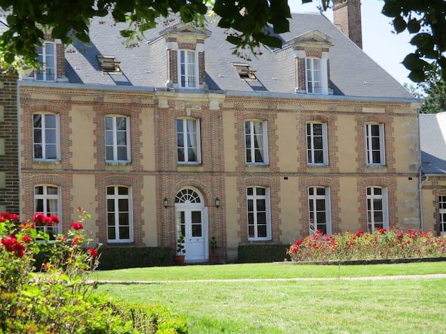 Domaine de Beaufai 4 Orne  Normandie