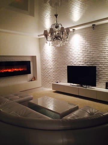 基辅的民宿