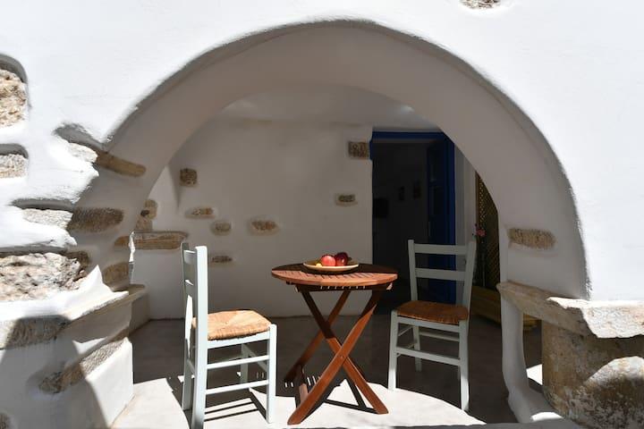 帕罗斯岛的民宿
