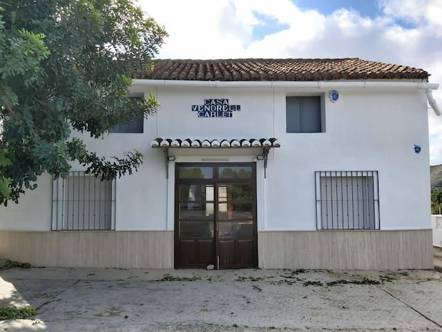 Guadassuar的民宿