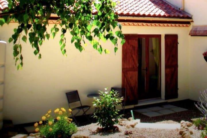 Maisonnais-sur-Tardoire的民宿
