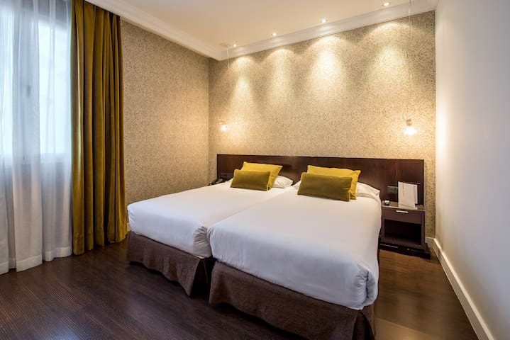 Beautiful Double Room Vincci Centrum****
