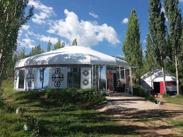 Naryn的民宿