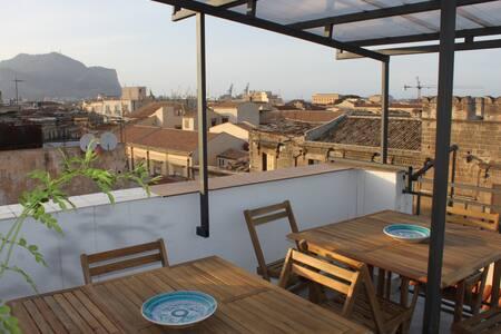 Attico de La Rosa (amazing terrace)
