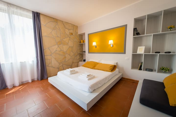 Molentargius Cagliari - Studio Apartment