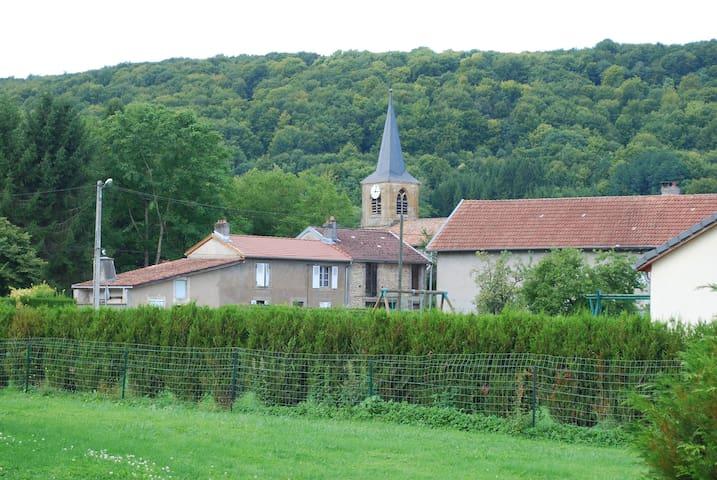 Écurey-en-Verdunois的民宿