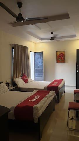 那格浦尔(Nagpur)的民宿