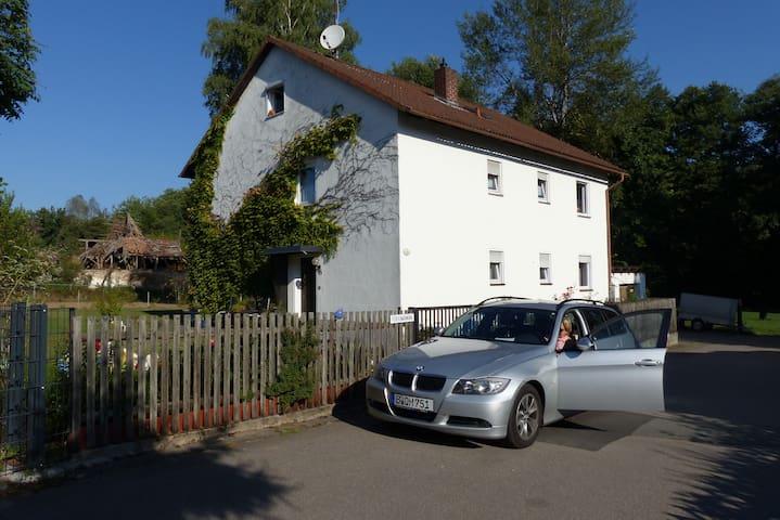Schnaittenbach的民宿