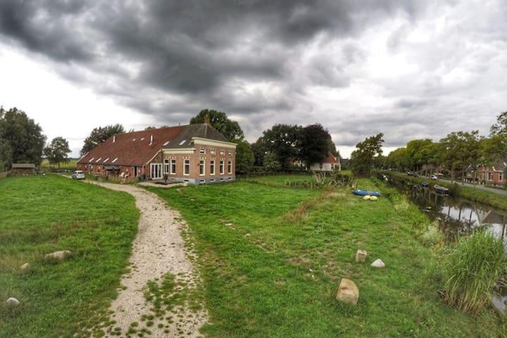 Annerveenschekanaal的民宿