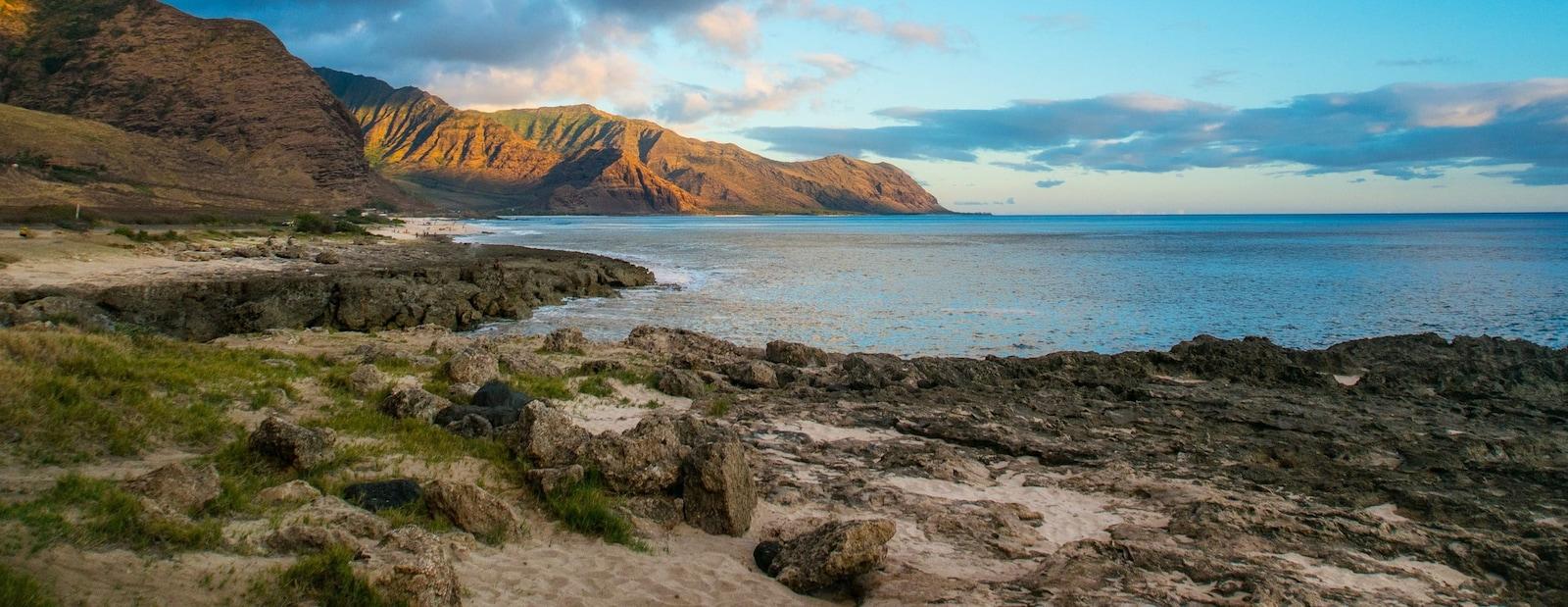 夏威夷的度假屋