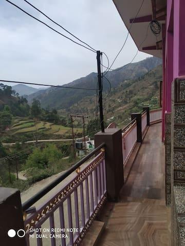 Uttarkashi的民宿