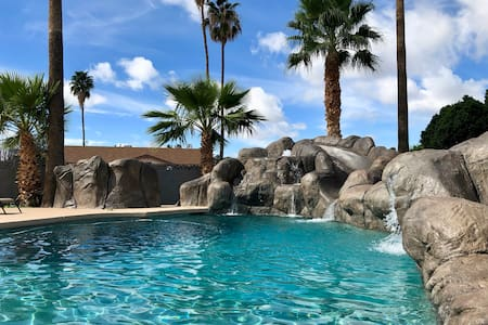 STAYCATION SPECIAL! 4BR Home - AMAZING Heated Pool