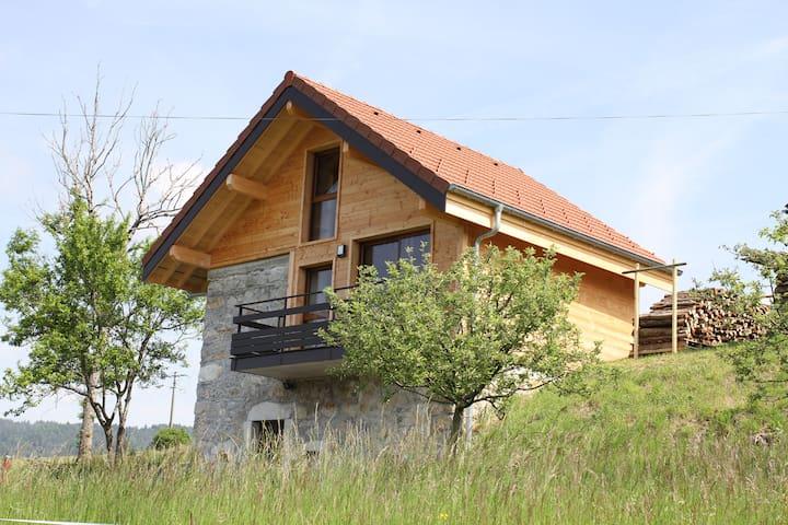 Viuz-en-Sallaz的民宿