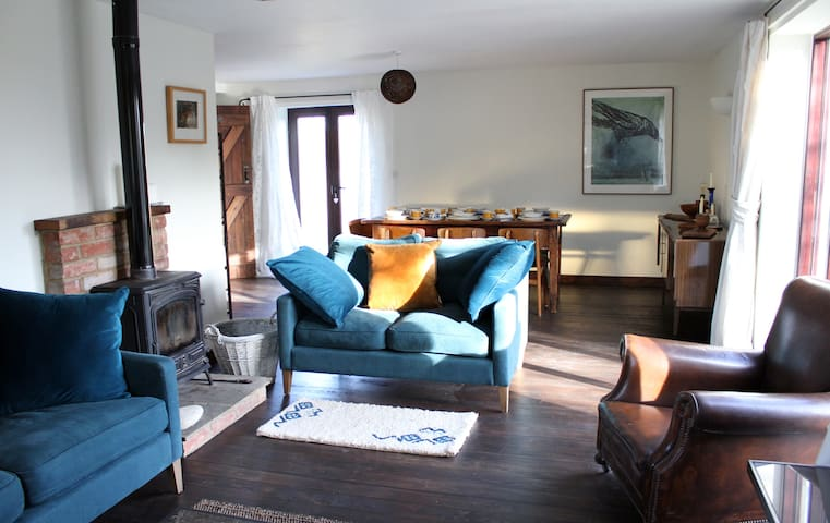 The Kell - beautiful 3 bed cottage on farm