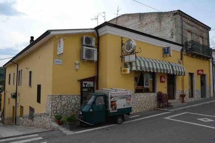 Anzano di Puglia的民宿