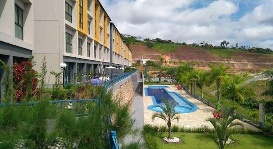 Apartamento Alto da Serra Vilas - Bananeiras-PB
