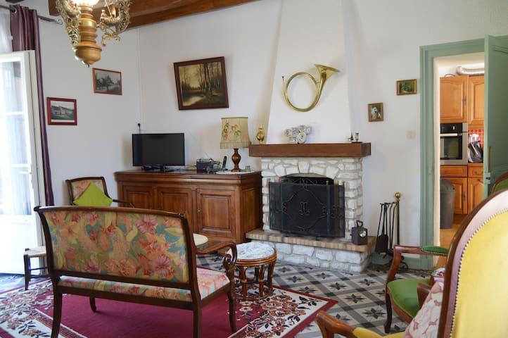 Mézières-en-Brenne的民宿