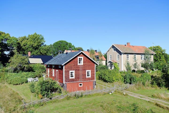 Finspång NO的民宿