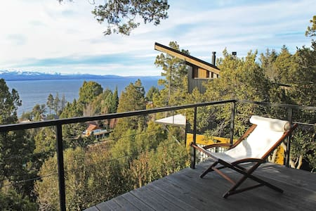 TREE HOUSE WITH LAKE VIEW