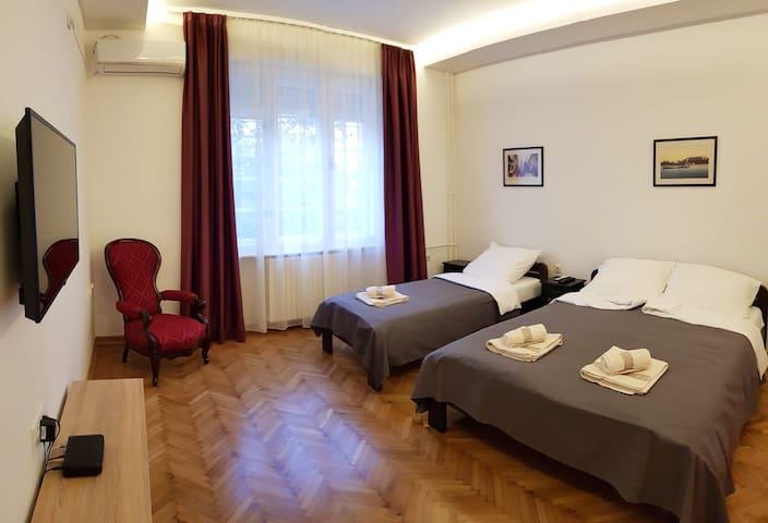 Apartment in center of Novi Sad