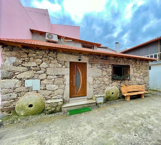 Tarouca的民宿