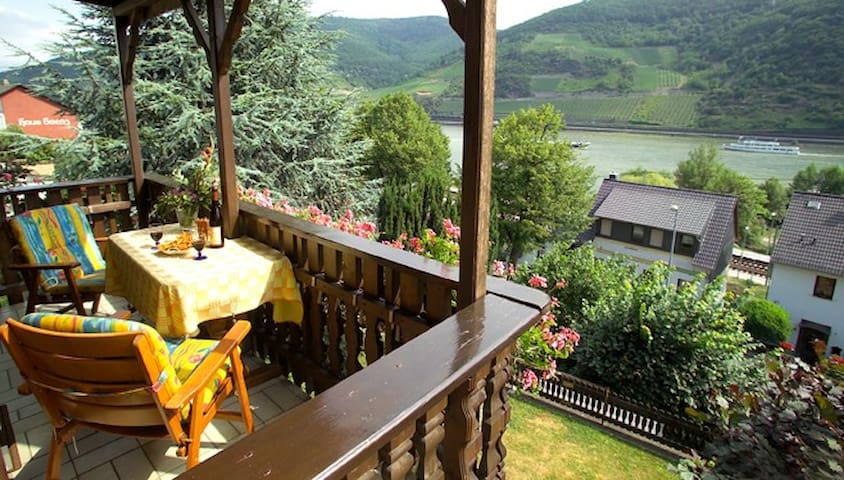Apartment in the Rhine Valley