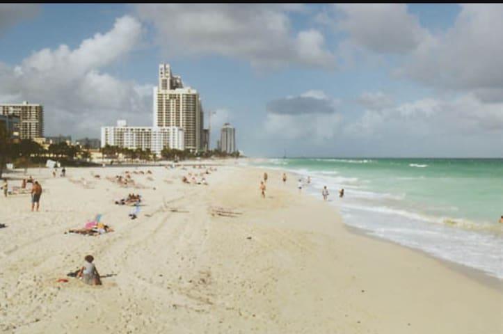 北迈阿密海滩的民宿