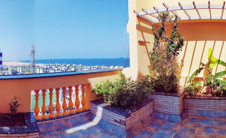 Ventilated Bedroom/SunRiseview/Break Fast/FastWifi