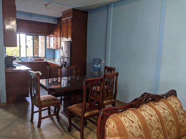 Uruapan的民宿