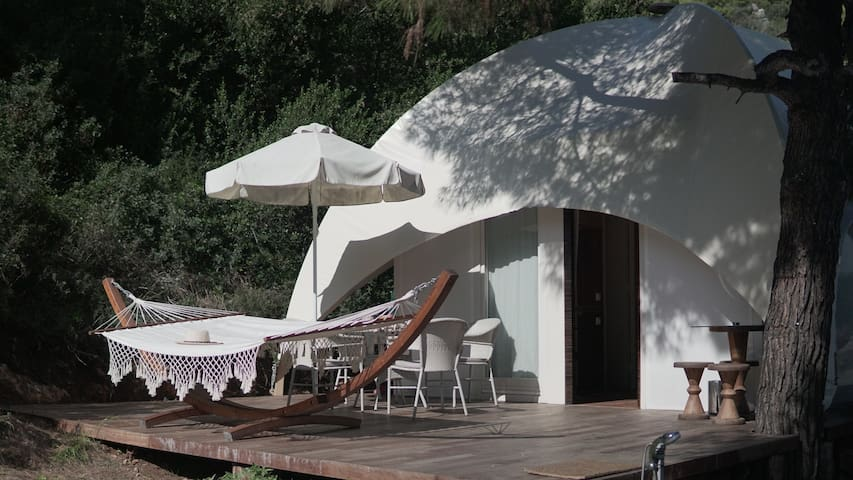 Paliouri的民宿