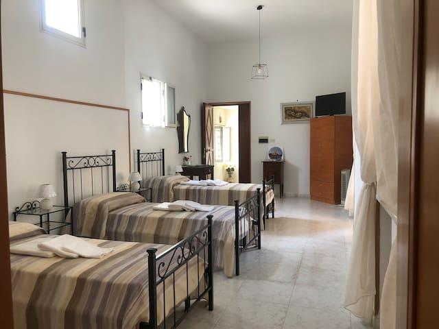 Santa Maria Capua Vetere的民宿