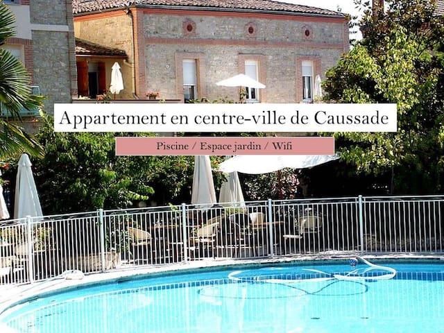 Caussade的民宿