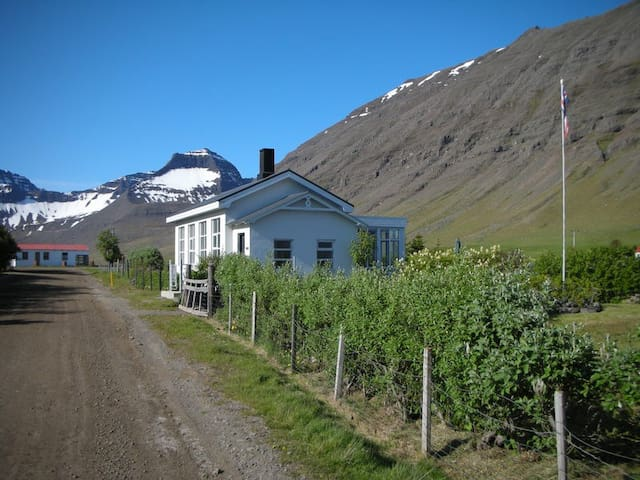 Thingeyri的民宿