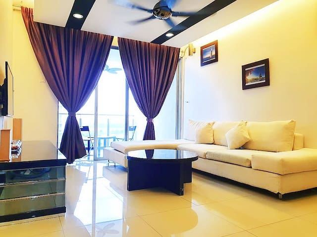 [NEW] Puchong [5 ~ 7pax] Mayfair Luxury Homestay