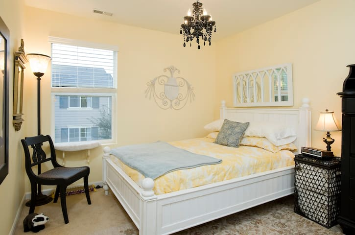 BnB in lovely, peaceful townhouse