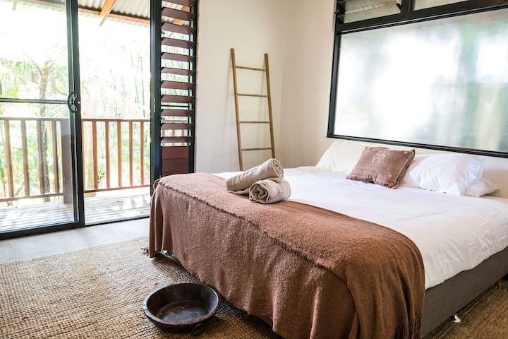Bunga Guest House Byron Bay - The Agni Room