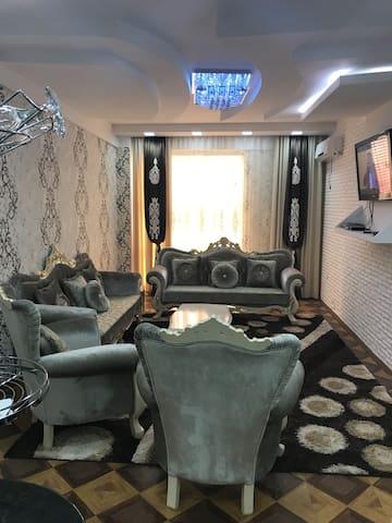Душанбе的民宿