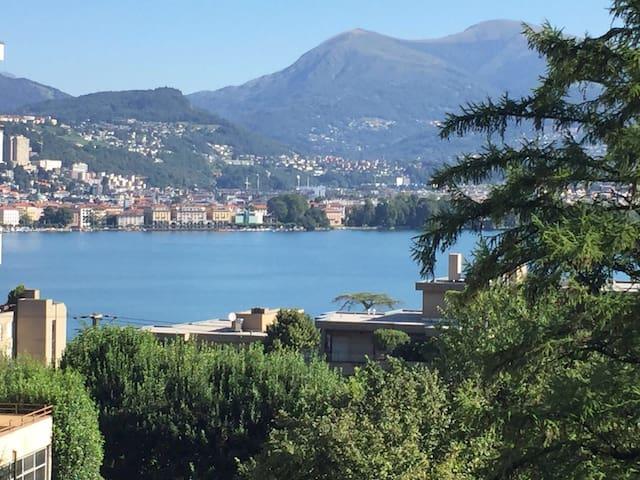 Lugano Paradiso的民宿