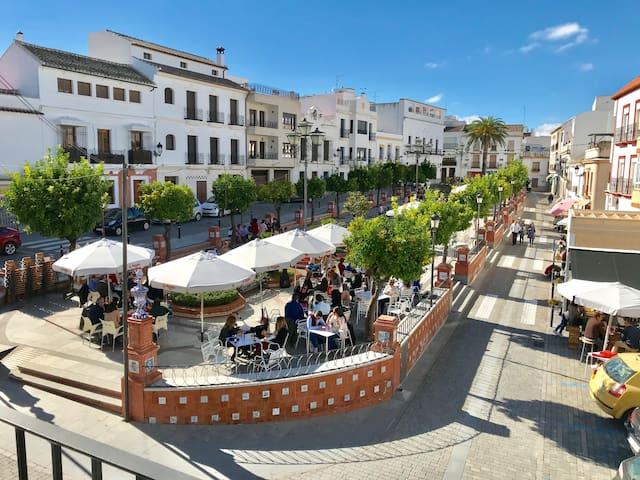 """Piso en el """"Paseo"""" - Centro de La Rambla (Córdoba)"""