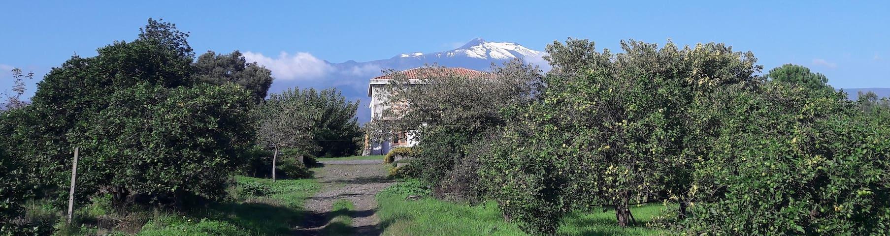 Carruba-San Leonardello的民宿