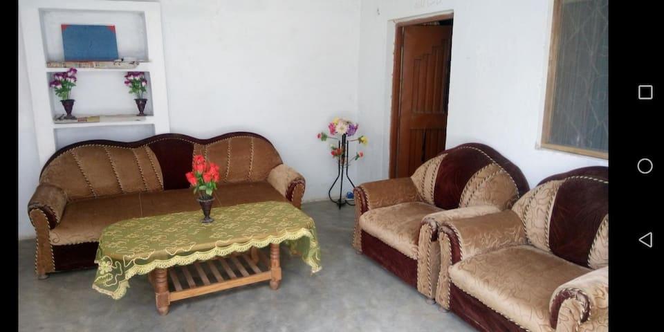 Khajuraho的民宿