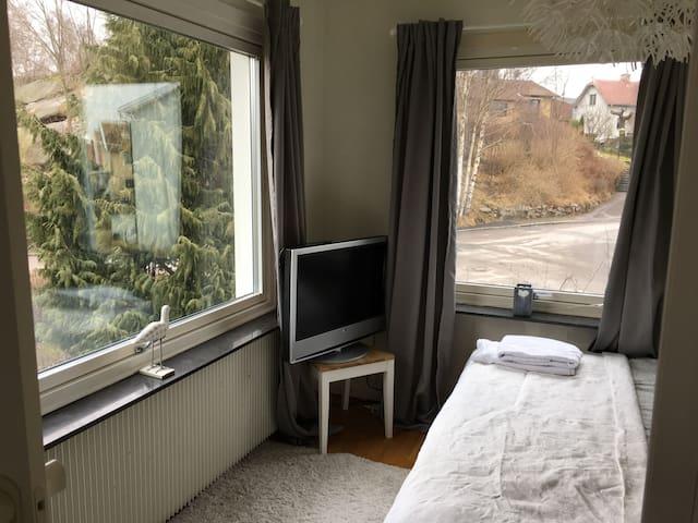 哥德堡的民宿