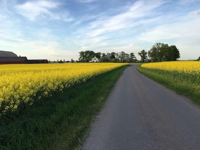 Vadstena的民宿