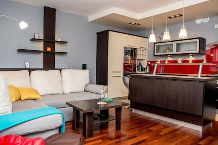 Apartament Sweet Center w centrum Szczecina