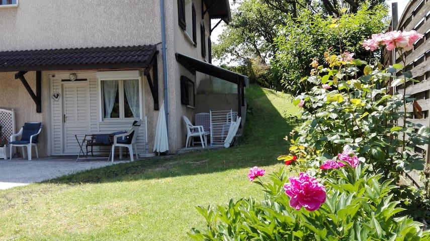 Challes-les-Eaux的民宿