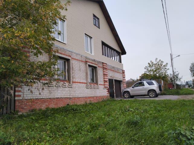 彼尔姆(Perm)的民宿